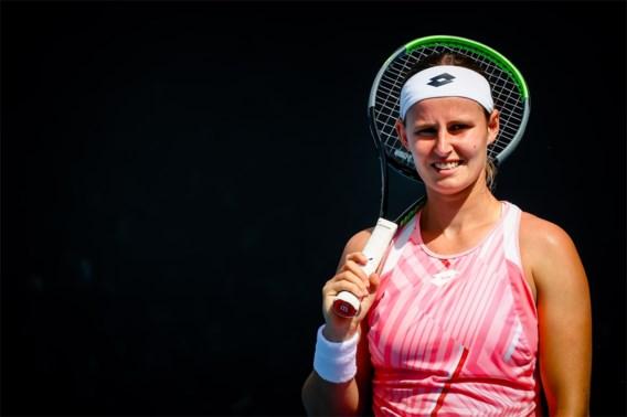 'Lucky loser' Greet Minnen stoot door naar tweede ronde op US Open