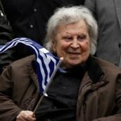 Componist Mikis Theodorakis, bekend van 'Zorba de Griek', overleden