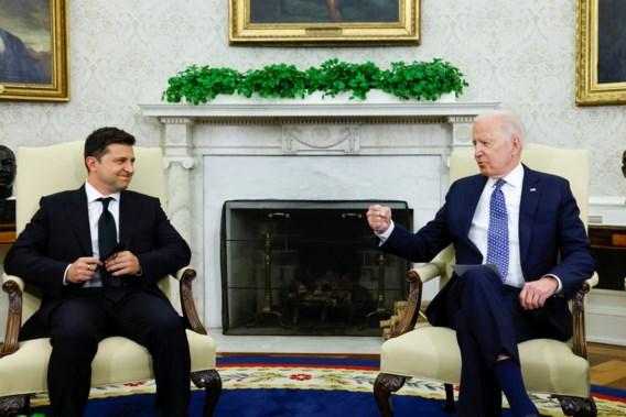 Amerikanen beloven Oekraïne 60 miljoen dollar extra militaire steun