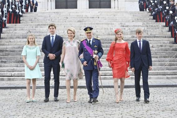 Koning Filip en koningin Mathilde zeggen activiteiten af na besmetting bij een van hun kinderen