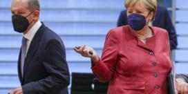 Duitse christendemocraten waarschuwen voor het rode gevaar