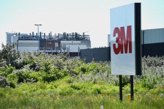 PVDA: 'Te veel PFOS in het bloed van werknemers 3M'