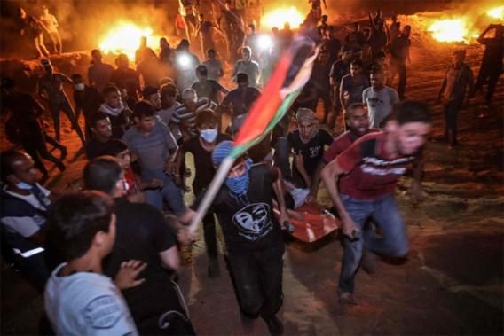 Palestijn gedood bij confrontaties aan grens met Gazastrook