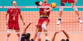 Red Dragons boeken zege tegen Griekenland op EK volleybal