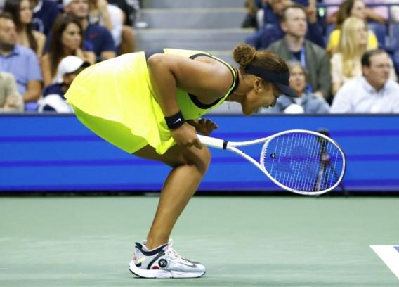 Naomi Osaka uitgeschakeld op US Open, Elise Mertens wel naar vierde ronde