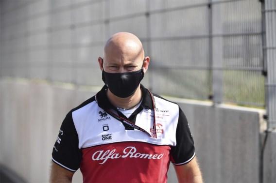 Kimi Raikkonen test positief en geeft forfait voor GP in Zandvoort