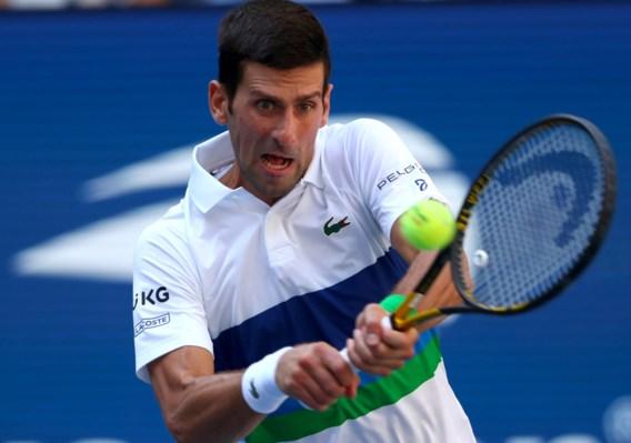 De droom blijft in leven: Novak Djokovic bereikt vierde ronde US Open na zege tegen Kei Nishikori