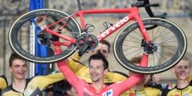 Roglic zet kroon op het werk met winst in afsluitende tijdrit Vuelta