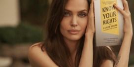 Eigen ervaringen binnen haar huwelijk deden Angelina Jolie boek schrijven over kinderrechten