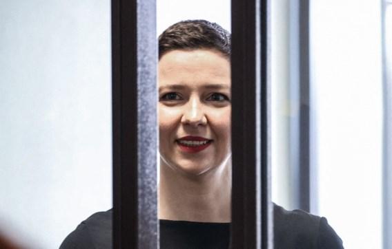 Wit-Russische oppositieleidster Kolesnikova veroordeeld tot 11 jaar cel