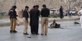 Pakistaanse taliban eisen dodelijke aanslag in Pakistan op