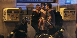 De avond dat Parijs in het hart getroffen werd
