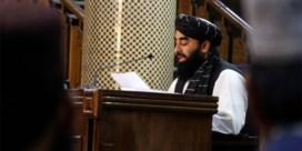 Alleen mannen in Afghaanse interim-regering