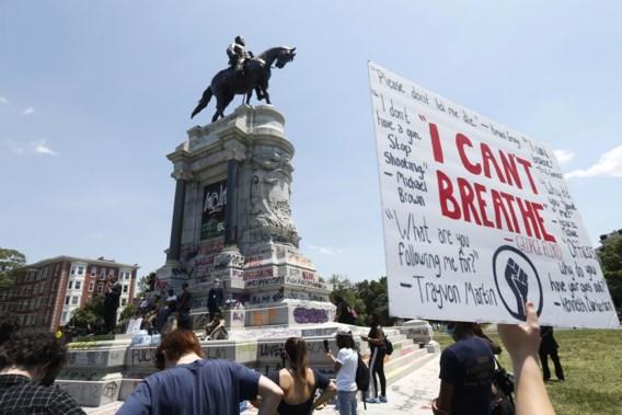 Amerikaanse stad verwijdert standbeeld van zuidelijke generaal Robert E. Lee