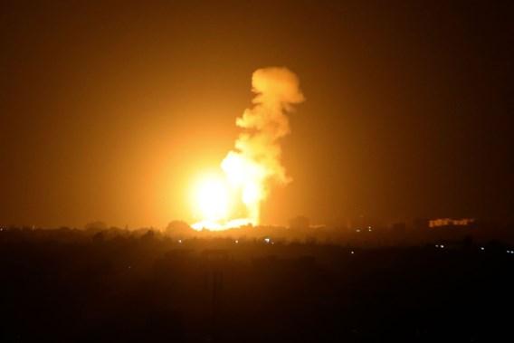 Israëlische aanvallen op Gaza