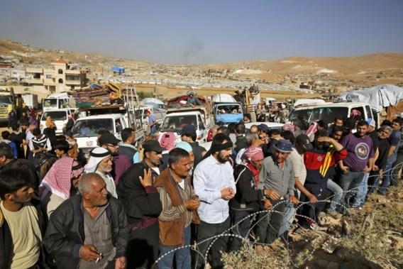 Amnesty: 'Zware mensenrechtenschendingen tegen teruggekeerde vluchtelingen in Syrië'