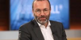 Weber lonkt naar voorzitterschap Europese Volkspartij