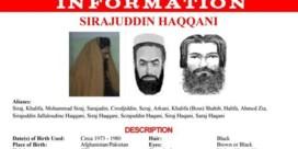 Waarom is de FBI op zoek naar de Afghaanse interim-minister van Binnenlandse Zaken, Sirajuddin Haqqani?