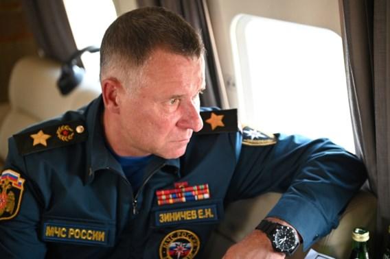 Russische minister sterft tijdens oefening in noordpoolgebied