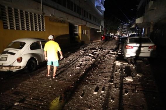 Aardbeving met kracht van minstens 7,0 treft Mexico