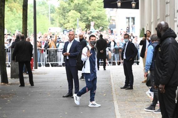 Messi spotten in Brugge? Dat wordt moeilijk