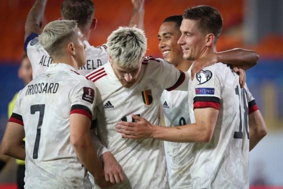 Waarom Rode Duivels al 99,99 procent zeker zijn van WK 2022