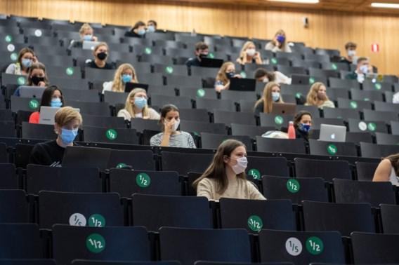 Brussels hoger onderwijs mag ook overschakelen op voltijds contactonderwijs