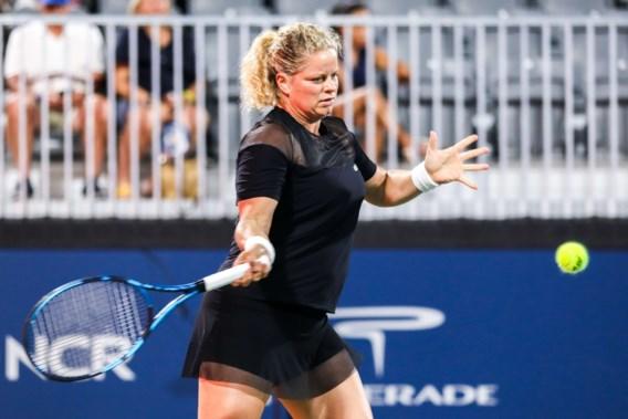 Kim Clijsters gaat dan toch nog tennissen dit jaar: 'Ik zie jullie snel!'
