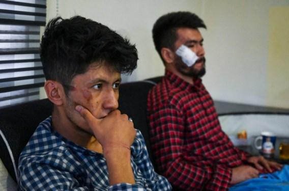 Journalisten zwaar mishandeld door taliban na vrouwenmars