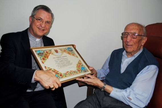Oudste Belgische man op 107-jarige leeftijd overleden