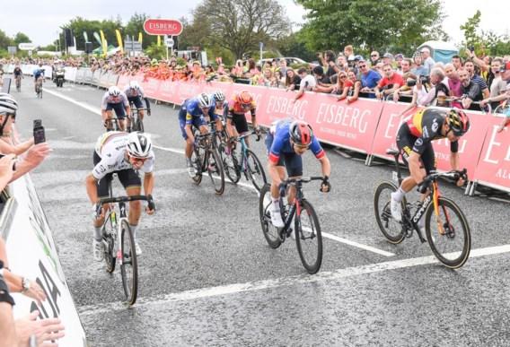 Derde ritzege voor Van Aert in Ronde van Groot-Brittannië
