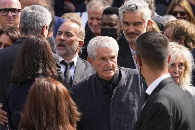 Frankrijk neemt afscheid van Jean-Paul Belmondo