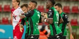 Zulte Waregem geeft dubbele voorsprong uit handen tegen Cercle Brugge