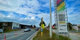Natiënlaan dagelijks enkele uren dicht voor alle verkeer tijdens WK tijdrijden