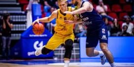 Oostende klopt Leiden makkelijk in eerste editie BNXT Supercup