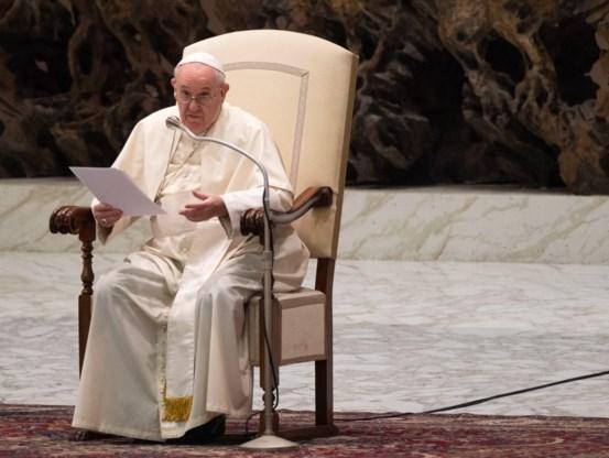 Paus Franciscus stuurt 15.000 ijsjes naar gevangenen in Rome
