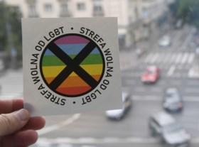 Stickers tegen lgbti-gemeenschap in Antwerpen: politie voert onderzoek