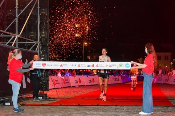 Belgische marathontitels voor Filip Vercruysse en Lieselotte Beck