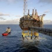 Groene Noren hechten aan hun olieschat