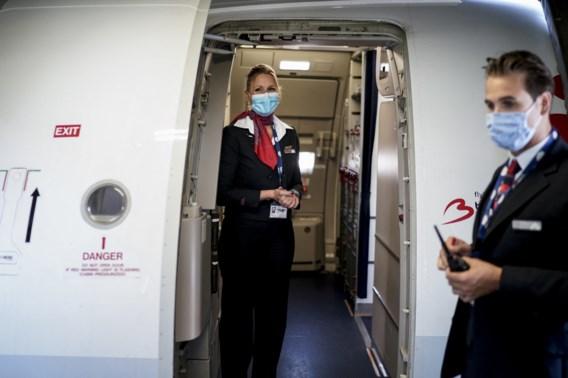 Symbolische staking bij cabinepersoneel Brussels Airlines