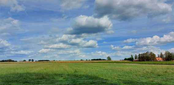 Weerbericht | Nieuwe week start met zon en stapelwolken