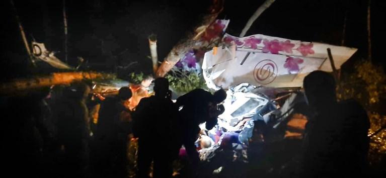 Vier doden bij vliegtuigcrash in Siberië