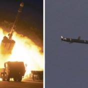 Noord-Korea vuurt kruisraketten af tijdens oefening