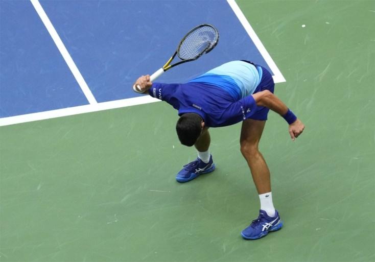 Medvedev slaat droom van Djokovic aan diggelen en wint op US Open eerste grandslamtitel