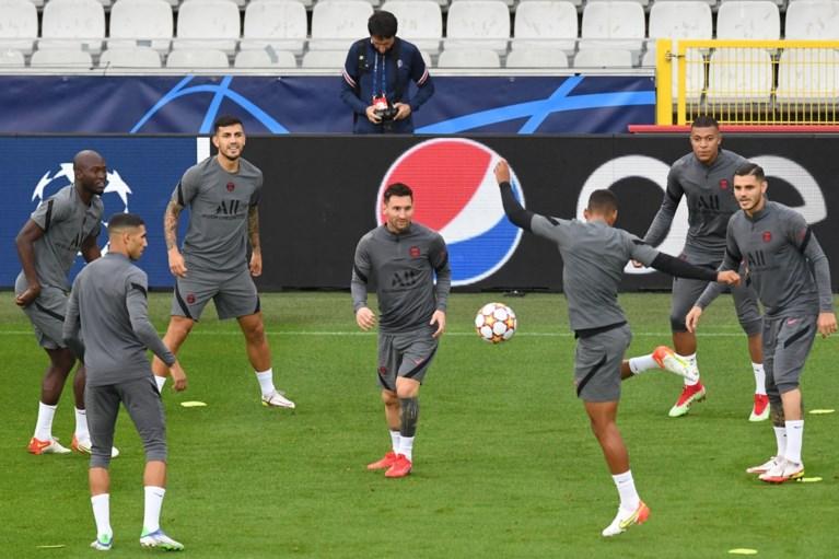 Messi, Neymar en Mbappé samen op het veld? 'Maybe yes'