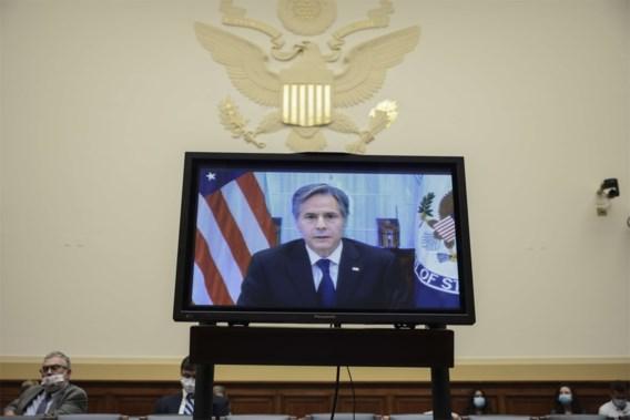 Blinken verdedigt terugtrekking VS uit Afghanistan in parlement