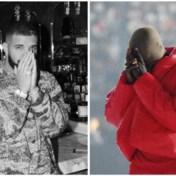 Recordcijfers voor Drake en Kanye, en toch zwemmen ze tegen de stream in