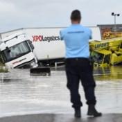 Onweer en zware regen treffen Zuid-Franse regio Le Gard