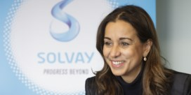 Activistische aandeelhouder eist vertrek Solvay-topvrouw