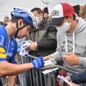 Alvaro Hodeg blijft Peter Sagan voor in eerste rit